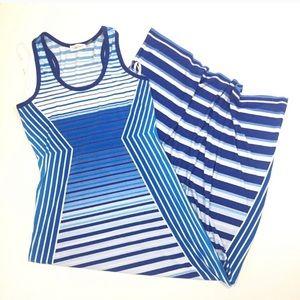 Calvin Klein long maxi dress